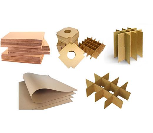 Внутренние элементы для коробок