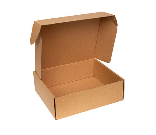 Гофротара для почтовых отправлений