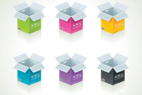 Роль кольору при оформленні пакувальної продукції