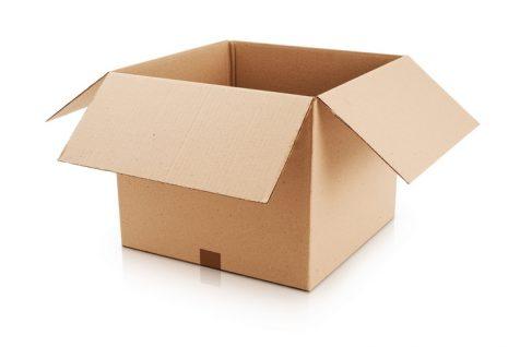 Що можна зробити із картонної коробки?