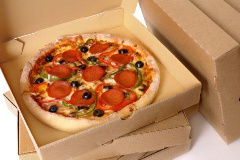 Чому піца кругла, а коробка квадратна?
