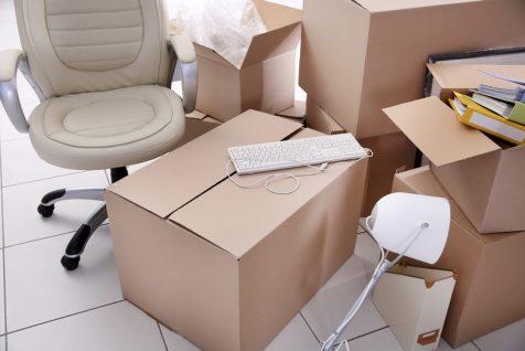 Переїзд та правильне пакування речей