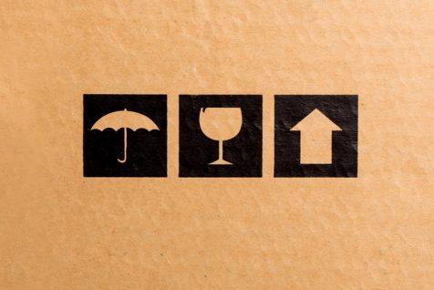 Як упакувати крихкий або негабаритний вантаж