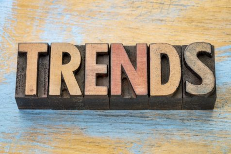 Тренди в дизайні рекламно-поліграфічної продукції