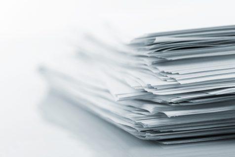 Як виготовляють папір?