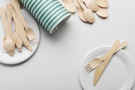 Історія виникнення одноразового паперового посуду